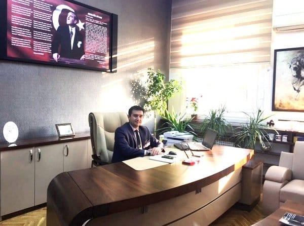 BAYRAM AKYÜZ - Okul Müdürü